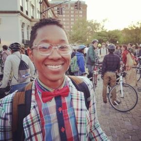 Weekend Wear: Baltimore Bike (Prom)Party